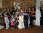 Our Halloween party